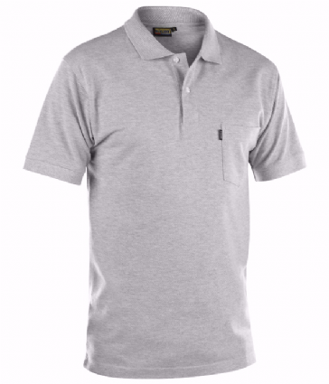 Blaklader 3305 Polo Shirt (Grey Melange)